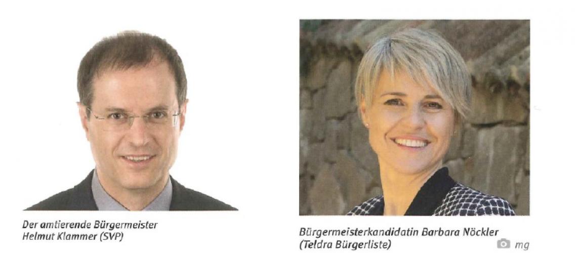 Helmut Klammer - Barbara Nöckler